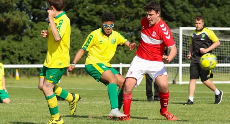 disability versus Middlesbrough Foundation