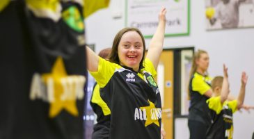 Disability Dance Session
