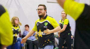 Disability dance