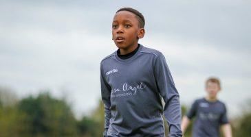 Schools cup participant