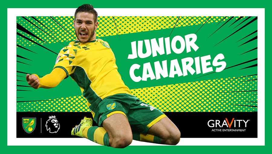 Become a Junior Canaries member