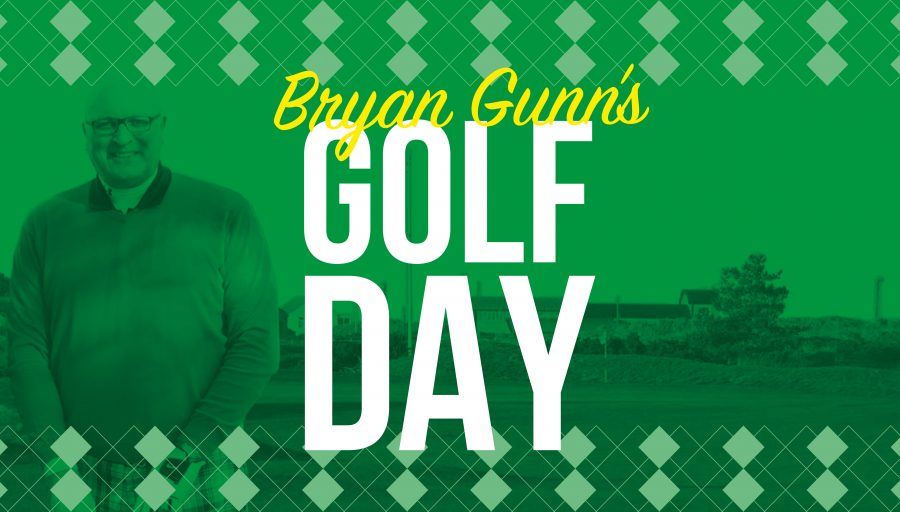 Bryan Gunn Golf Day