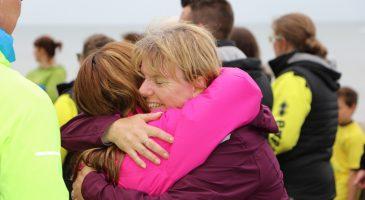 Coastal Walk Challengers complete the walk