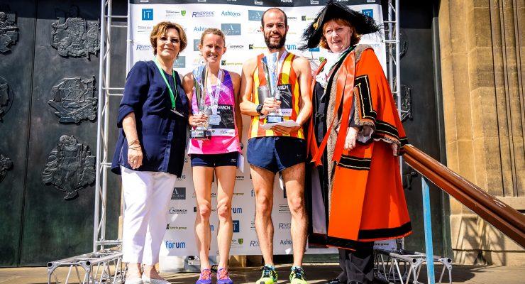 Run Norwich winners with Delia