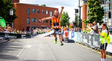 Run Norwich Nick Earl