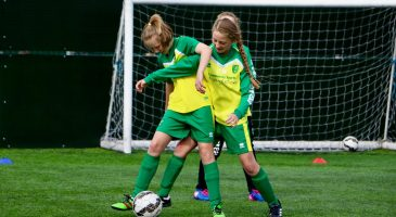 Girls' ADP Easter tour updates