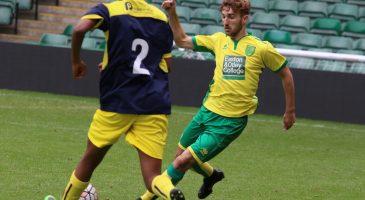 Canaries versus Oxford United