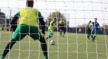 Goalkeeper Norwich City FC shadow squad