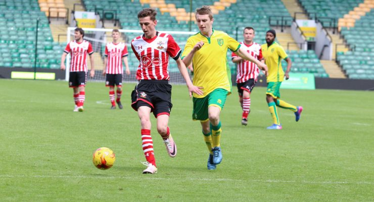 norwich city v southampton
