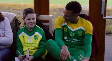 Jacob Murphy on a Wish Day