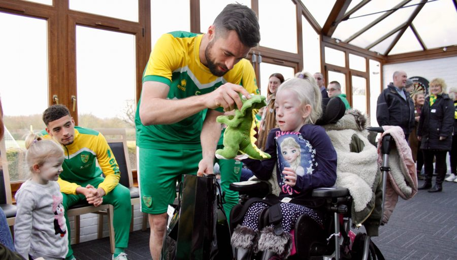 Watch: Colney Wish Day 2017
