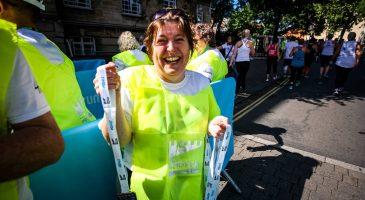 Volunteers Run Norwich 2017