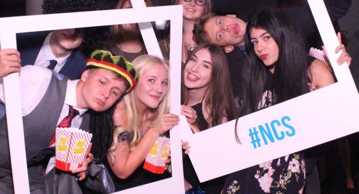 NCS celebration