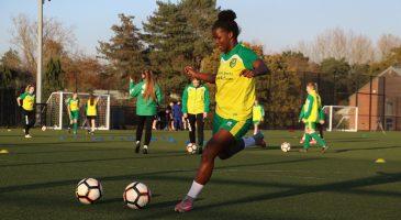 Norwich City Female Football & Education Open Evening