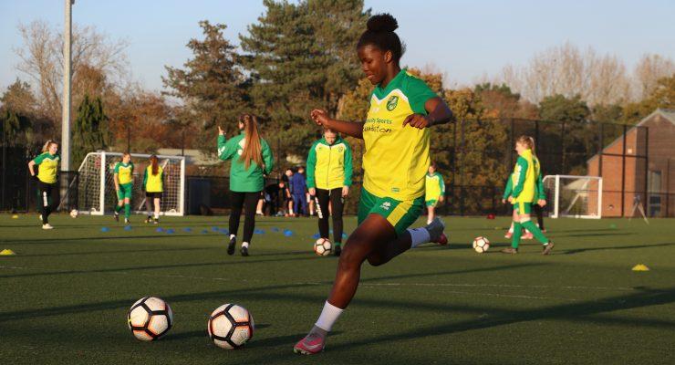 Girls football & education