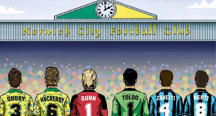 Norwich City Legends vs. Inter Forever