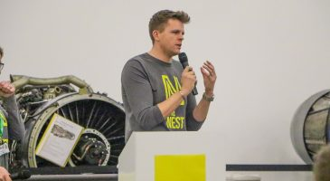 Jake Humphrey on The Nest launch