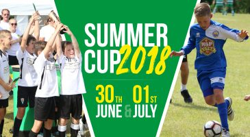 Summer Cup 2018 entry now open!
