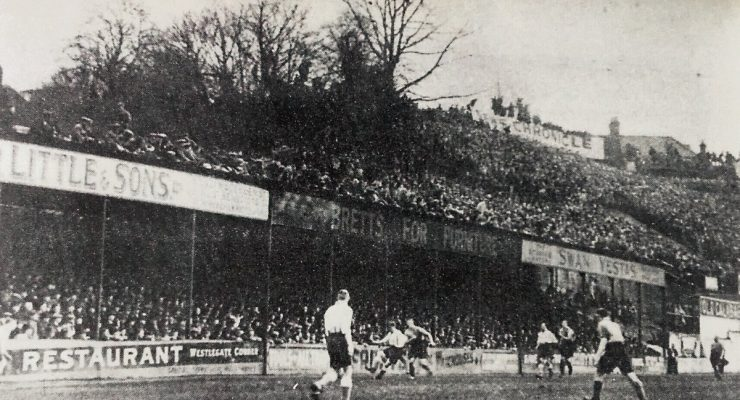 The Nest history Norwich City FC
