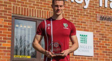 Zimmermann named as PFA Community Champion 2017/18