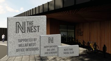 Foundation launches 'Walkway @ The Nest' initiative