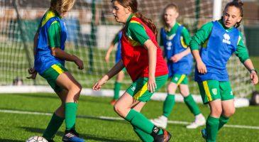 CSF mark Girls' Football Week