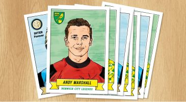 Andy Marshall confirmed for Legends game