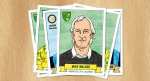 Mike Walker Sticker