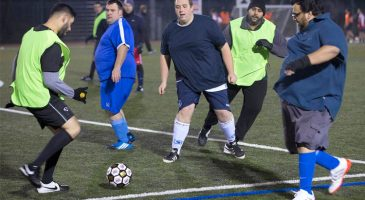 Sign-up to the new Man vs. Fat season
