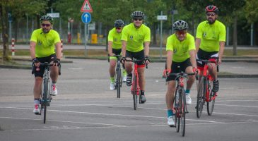 Koblenz to Norwich Cycle Challenge