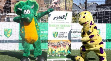 Roarr! Dinosaur Adventure backs Foundation programme