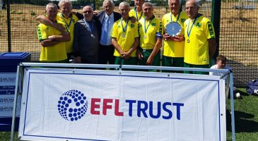 Canaries take runners-up spot