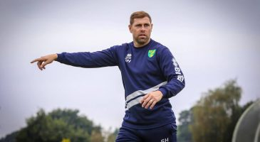 Grant Holt Soccer School inspires at The Nest