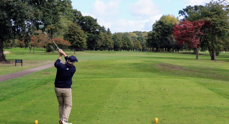 sprowston first tee