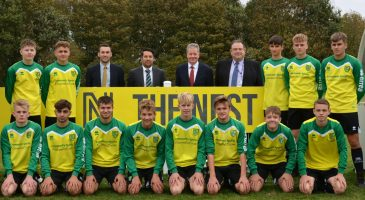 CSF partner with The Wensum Trust & Hellesdon High School