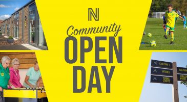 Open Day at The Nest
