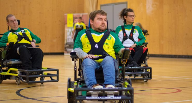 Powerchair Football Team