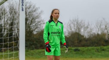 Langley Goalkeeper