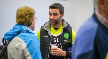 Simon Lappin visits Extra Time