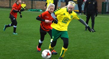 Sprowston reach semis of Girls' Cup