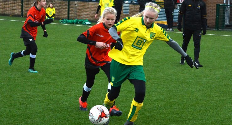 Girls Cup 2019 Sprowston