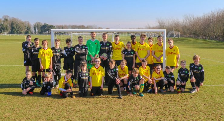 Disability Squad v Watford