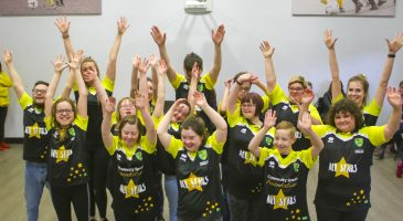 EFL Day of Action: celebrating our disability dance troupe