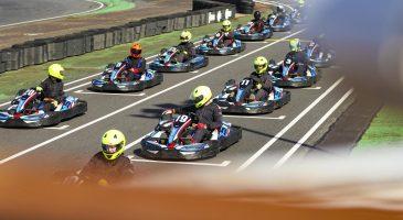 Endurance Go-Kart Race