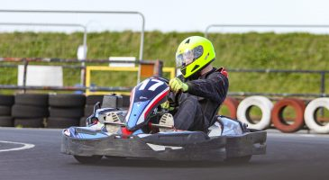 Report: Go-kart endurance race 2019