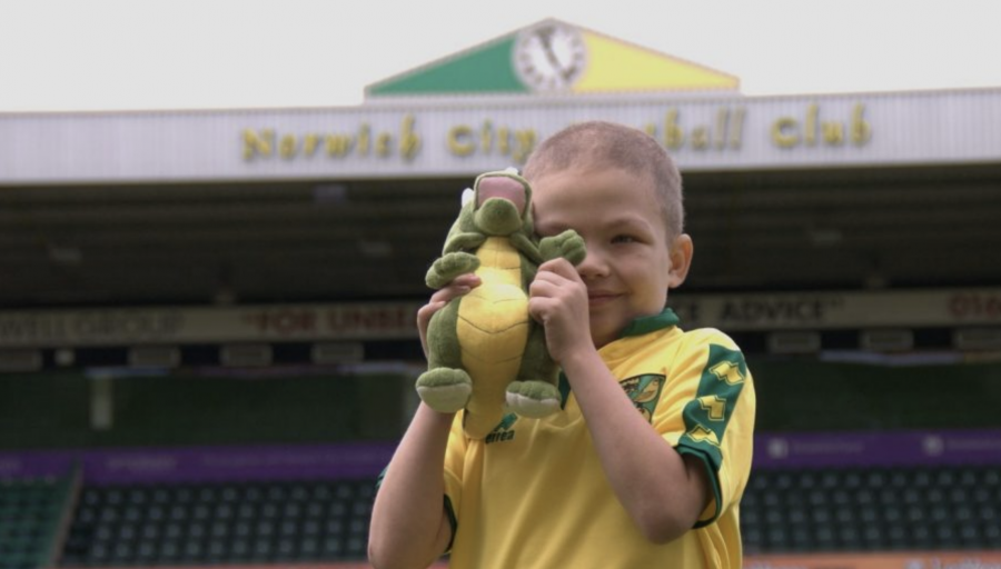 Watch: Callum's Wish Day