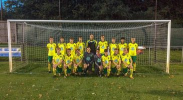 Young Canaries reach new heights