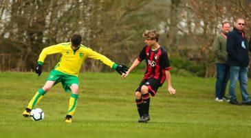 Norwich Kicks play at the Kicks Cup