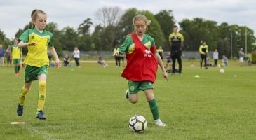Gallery: Internal fixtures for our U8-U16 girls