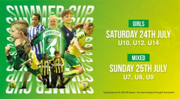 Entries for the Summer Cup now open